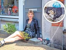 Kunstenares wil Vlaardingen opvrolijken met muurschilderingen: 'De stad is nu zo somber'