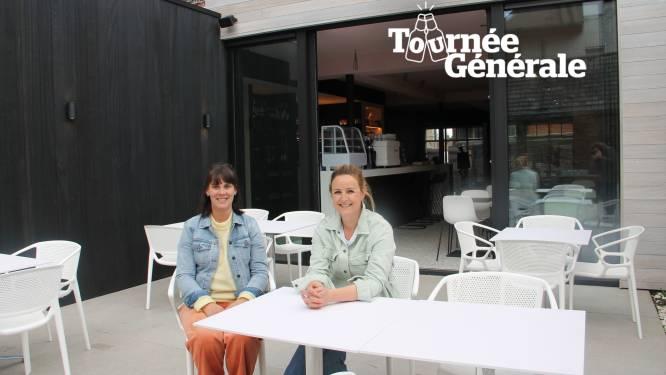 Juffen Hanne-Lore (39) en Nele (42) ruilen school in voor nieuwe koffie- en lunchbar Living