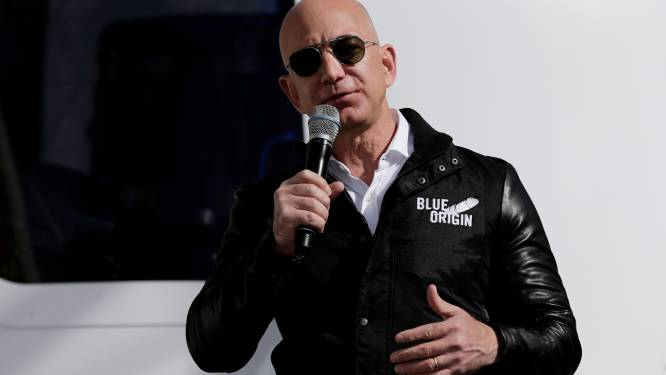Bezos wil binnen twee jaar grote maanlander