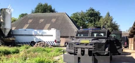 Justitie: 'Corrupt politiecontact hielp verdachten drugslab Nijeveen'