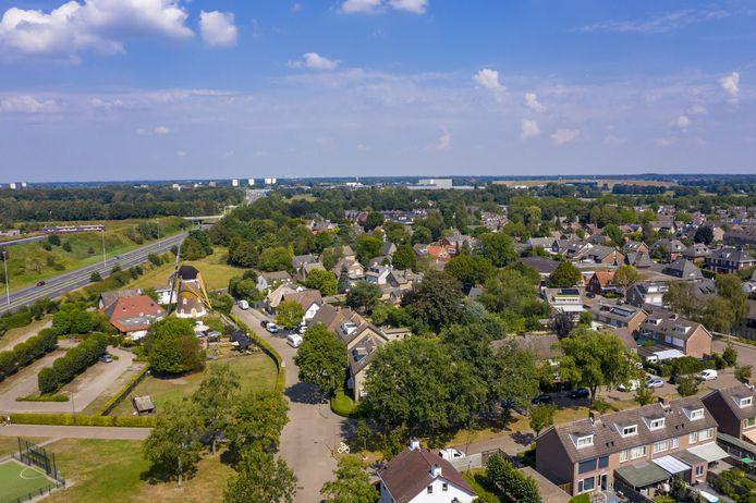 Breda  - Wijk Wolfslaar, Bavel A27