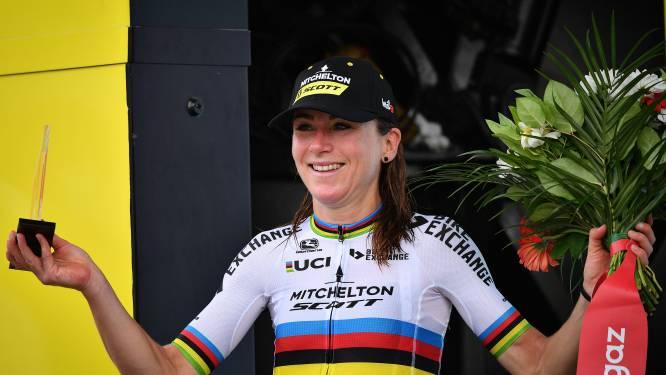 KOERS KORT. Er komt een Tour voor vrouwen volgend jaar - Jordi Meeus derde in openingsrit Ronde van Hongarije