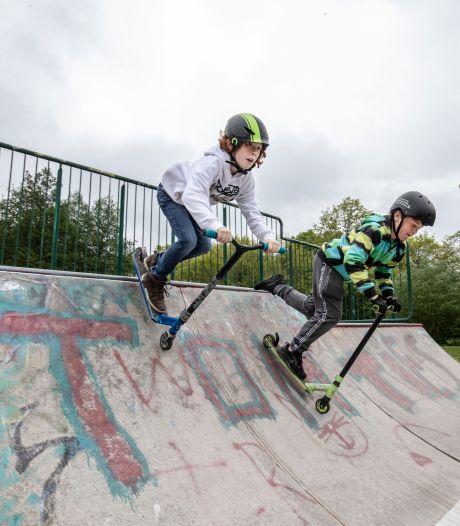 Die oude skatebaan in Wageningen is zó saai: kijk eens naar Ede