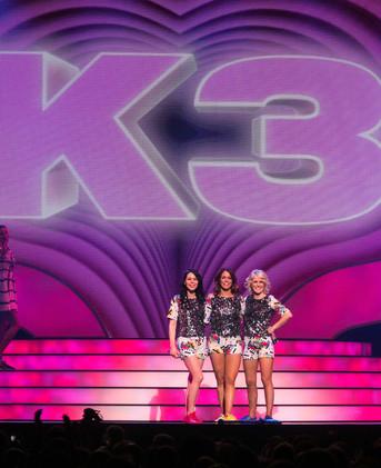 Foto van De laatste show van de 'oude' K3