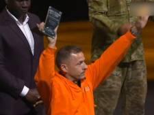 Invictusatleet tegen veteranen in Tilburg:  'Ik zou het ongeluk niet terugdraaien'
