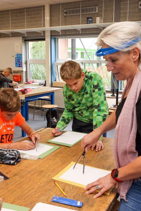 Scholen in de Kempen zetten zich schrap: spatkappen, kuchschermen en leerlingenstromen