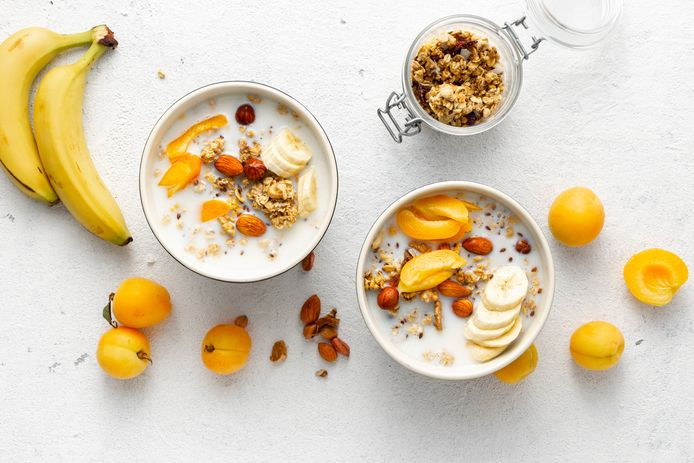 Wat kan yoghurt, fruit en havermout voor je buik doen?