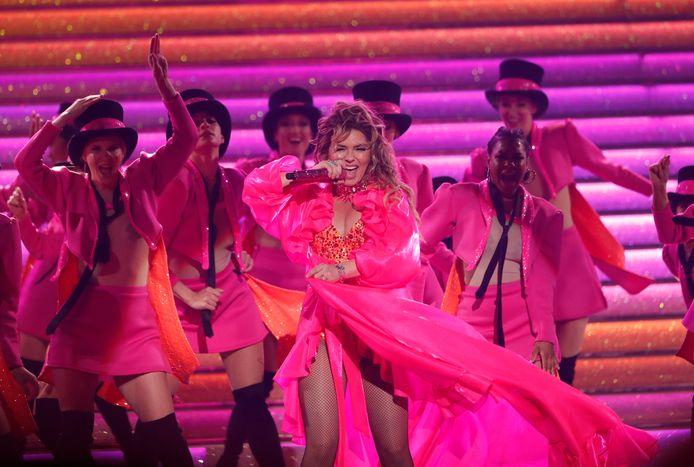 Shania Twain kan het nog!