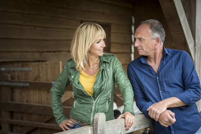 Yvon Jaspers van Boer zoekt vrouw met boer Geert Mooren uit Oeffelt.