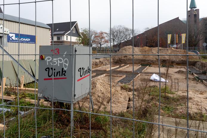 Afvalbedrijf Vink ligt vanwege vervuilde grond al een tijdje onder vuur.