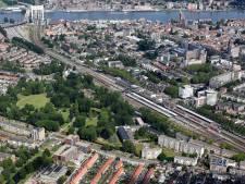 Bebouwing langs spoor in Dordrecht kan nog zeker vijftien jaar blijven