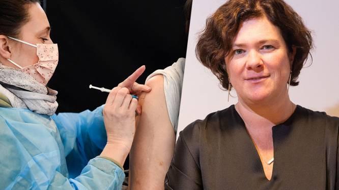 """Margot Cloet (Zorgnet-Icuro): """"Verplicht vaccinatie voor zorgpersoneel"""""""