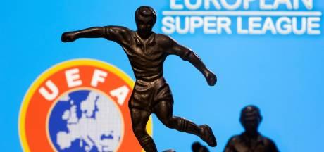 Une action contre les initiateurs de la Super League toujours envisagée par l'UEFA