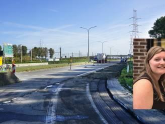 """Lantis richt fietsoversteek aan Steenlandlaan veiliger in na dodelijk ongeval: """"Maar geen verplaatsing van tijdelijke fietsbrug"""""""