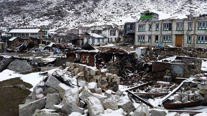 Nepal heeft miljarden nodig voor wederopbouw