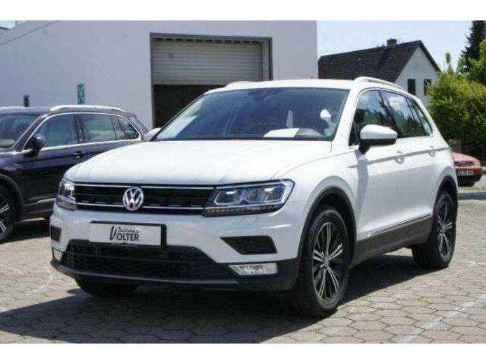 Deze Volkswagen Tiguan staat nog in Duitsland
