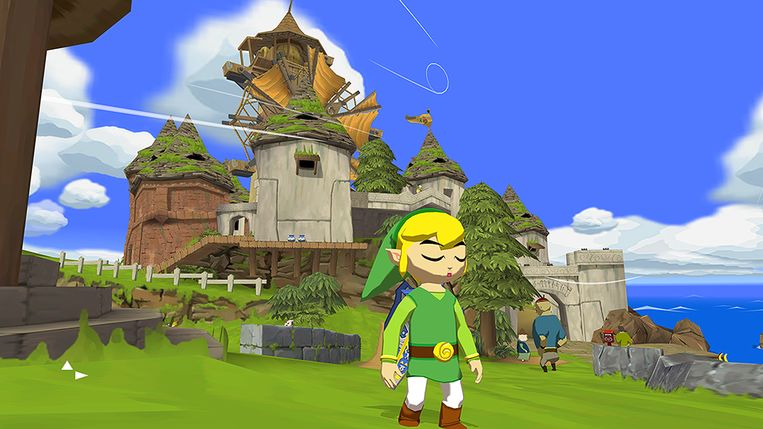 The Legend of Zelda: The Wind Waker Beeld Nintendo