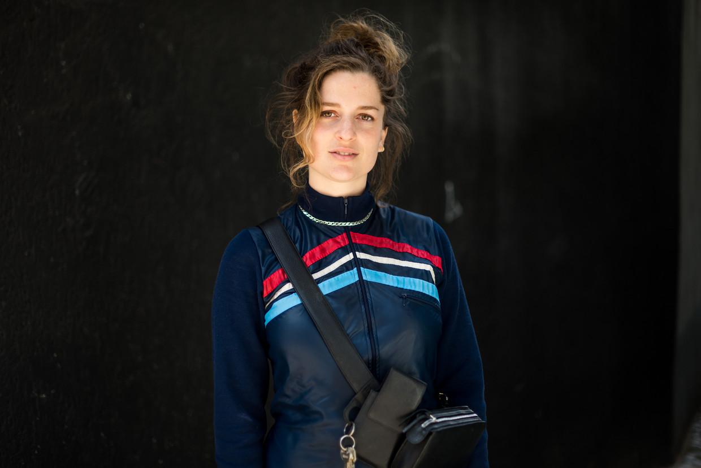Justine Bourgeus, alias Tsar B: 'Ik wilde me op alle vlakken bewijzen. Die gulzigheid had ik als kind al. Maar plots werd mijn agenda me te veel.'