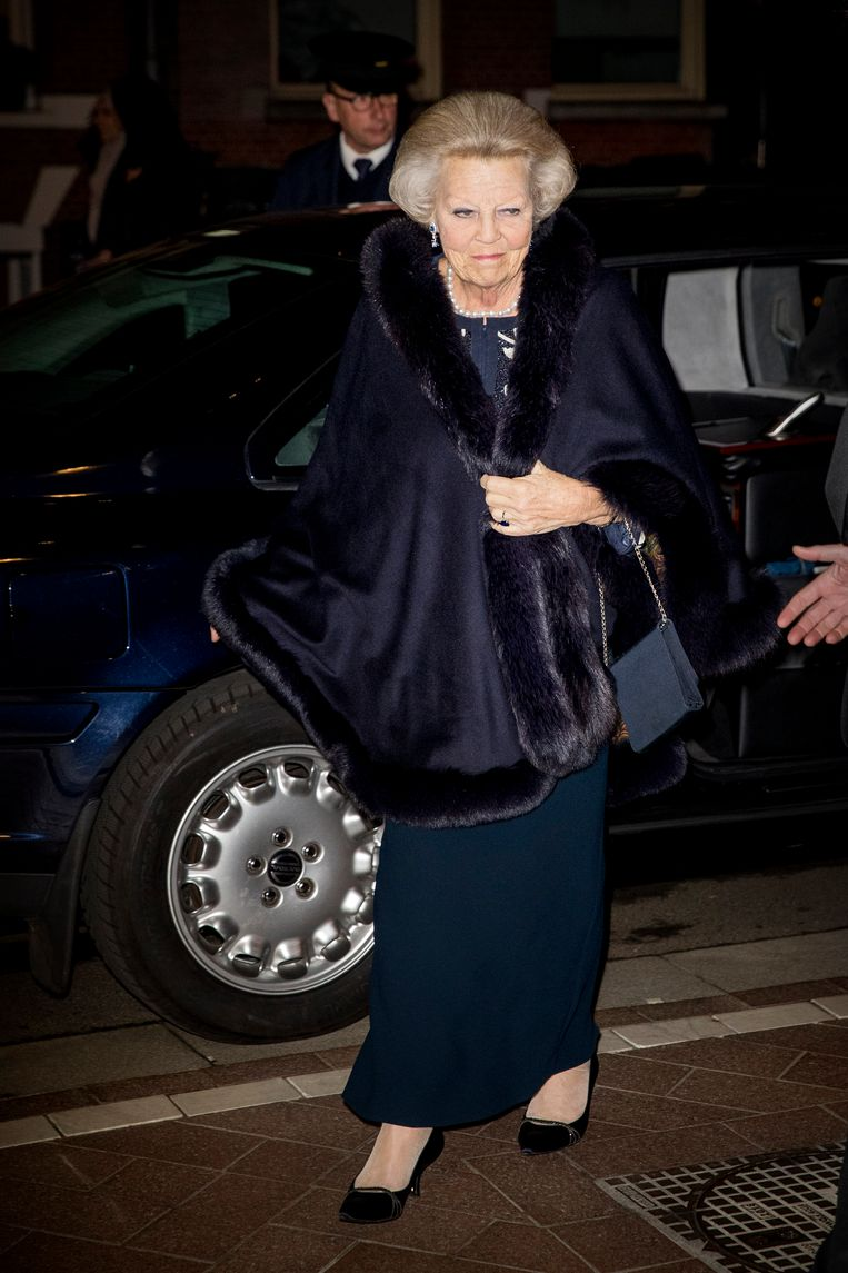 Prinses Beatrix.  Beeld ANP