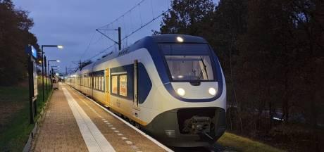 Verwarde personen stappen op de trein en eindigen zo in Rhenen