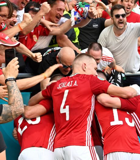 Un Hongrois penaud, des Allemands taquins, des Espagnols malpolis: la gazette de l'Euro