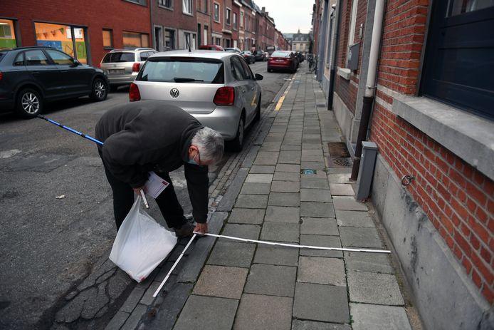 Marcel Van Meenen is niet te spreken over de plannen van de stad Leuven en krijgt nu steun van de Leuvense BewonersParticipatie.