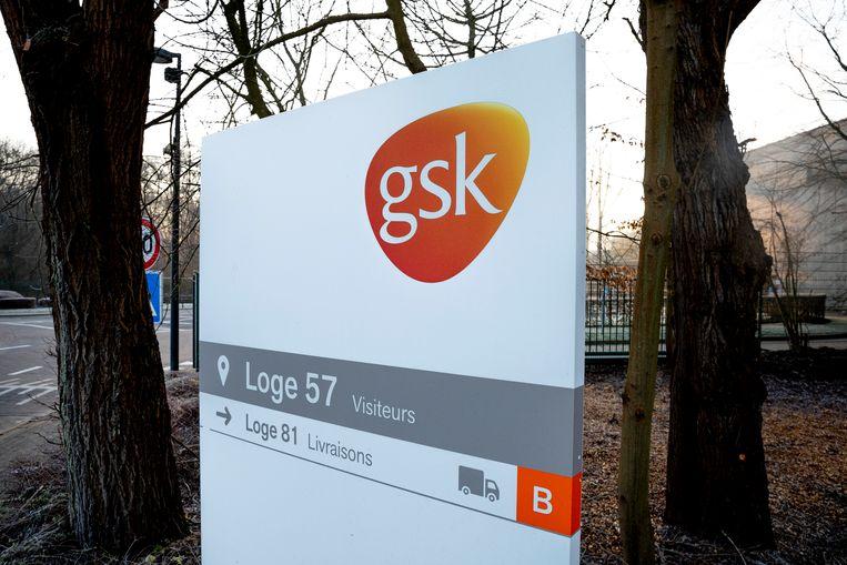 De productiesite van GSK in Rixensart