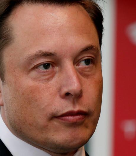 'Tesla is op zoek naar gedeeltelijk vervanger Elon Musk'
