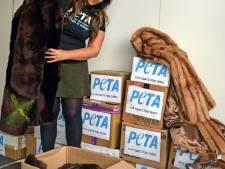 PETA schenkt bontjassen aan vluchtelingen in de kou