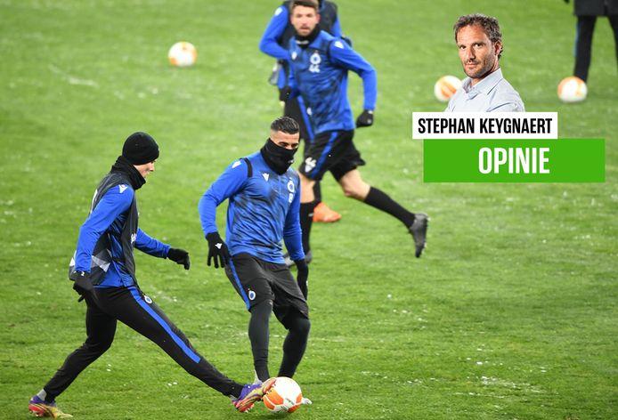 Onze chef voetbal kijkt uit naar de Europa League-wedstrijd tussen Club Brugge en Dynamo Kiev.