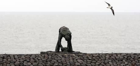 Gat in Afsluitdijk moet zoutwatervis lokken