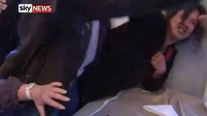Elle se dit violée par les troupes de Kadhafi, ils la font taire (vidéo)