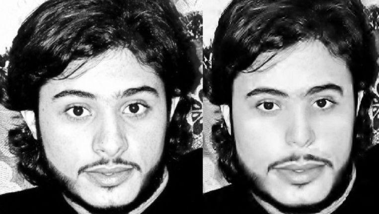 Met een gefotoshopte foto van een Saoedische jongeman deed Nelle Boer zich voor als Nizar Mourabit. Beeld rv