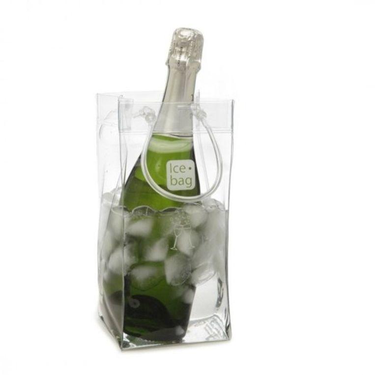 Voor een eenvoudige Ice Bag betaal je bij bol.com zo'n 10 euro.