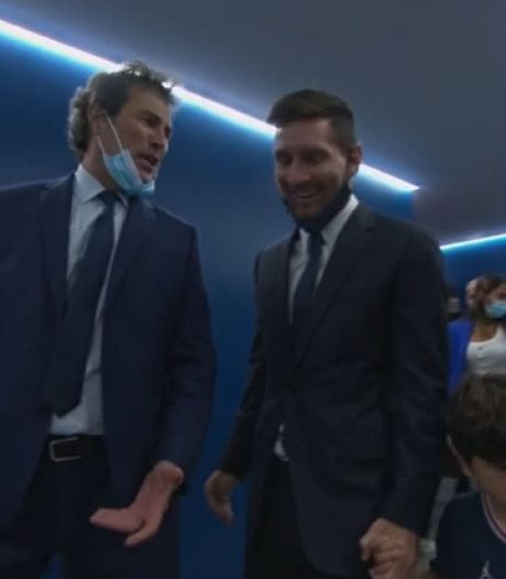 """Messi! Messi! Messi!"": Omar Da Fonseca s'enflamme en pleine présentation de Messi au PSG"