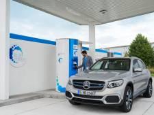 Mercedes gelooft niet meer in waterstof voor personenauto's