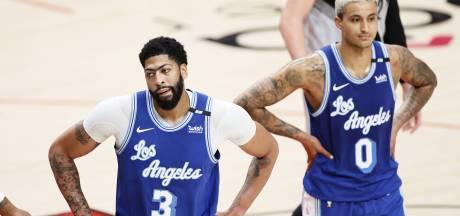 LA Lakers in de problemen zonder LeBron: verlies in strijd om play-offs