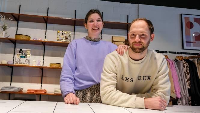 """Kledingwinkels Mamezelle en Messieur vanaf nu onder één dak: """"Liefde op het eerste gezicht met dit pand, net als bij ons"""""""