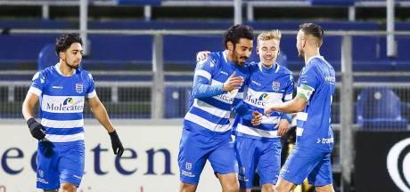 Schadehersteller Ghoochannejhad mist PEC-fans: 'In een vol stadion was het nog 3-2 geworden'