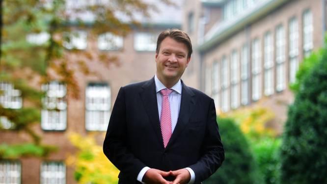 Han van Midden twee jaar burgemeester van Roosendaal: 'Een dag geen gezeik, is een dag niet geleefd'