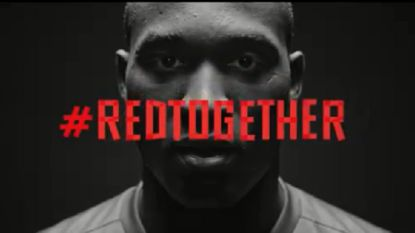 Voetbalbond lanceert nieuwe campagne: #REDTOGETHER moet Duivels steunen en fans samenbrengen