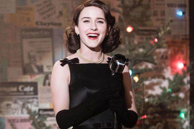 'The Marvelous Mrs. Maisel' Beeld Amazon Prime Video