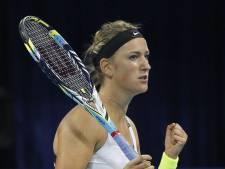 Azarenka rejoint Sharapova en finale à Pékin