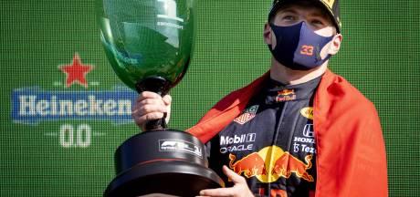 Max Verstappen remporte le Grand Prix des Pays-Bas et reprend la tête du championnat
