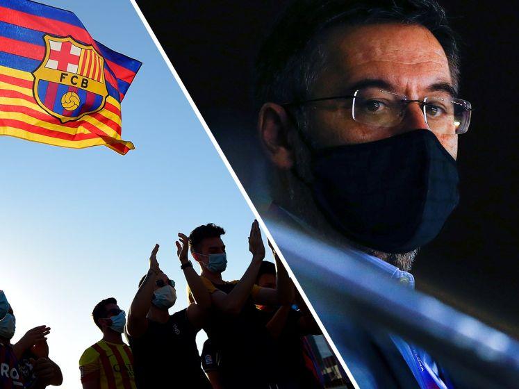 Inval bij FC Barcelona: 'Kopstukken van de club zijn gearresteerd'