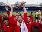 Geen play-offs voor Vitesse na bekerwinst