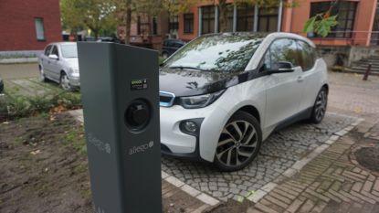 Nieuwe laadpaal voor elektrische en hybride voertuigen