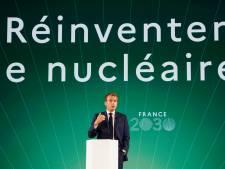 Macron annonce un investissement d'un milliard d'euros dans le nucléaire d'ici à 2030