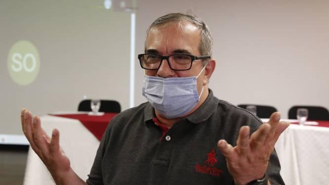 Colombiaanse partij Farc verandert van naam