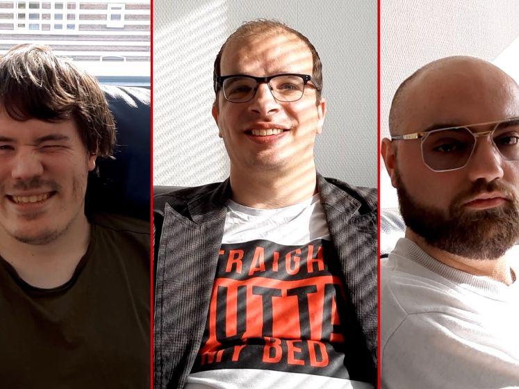 Drie Apeldoornse vrienden strijden om de Special Media Award